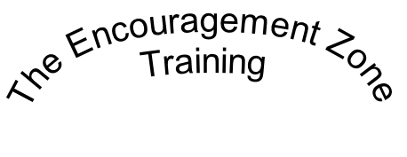 The Encouragement Zone Training